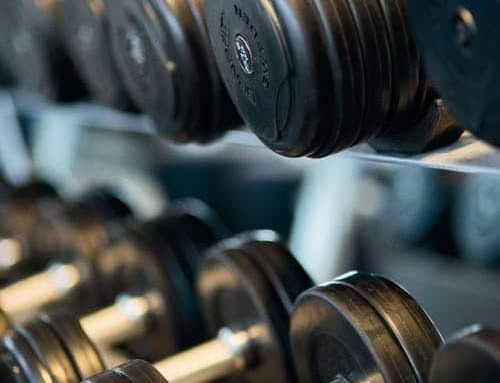CBD Olja träning och återhämtning