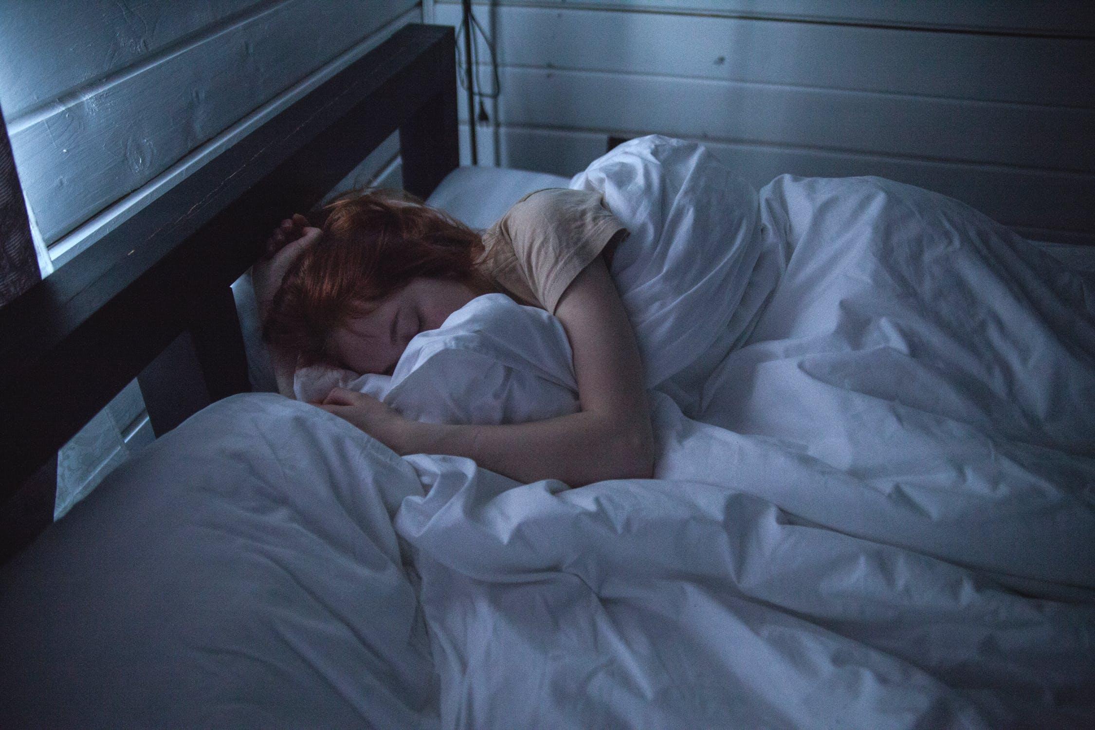 cbd olja sömn