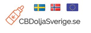CBDoljeNorge.se Logo
