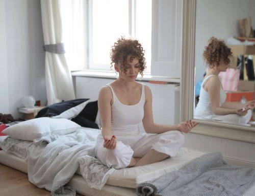 Så kan CBD olja hjälpa din meditation
