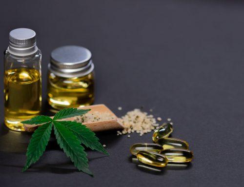 Cannabisolja – Samma sak som CBD olja?